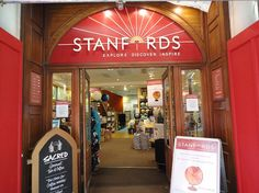 Stanfords Travel Bookstore, 12-14 Long Acre, Covent Garden; Tel: +44 (0)20 7836 1321. http://www.stanfords.co.uk