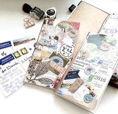 Goodbye to my insert for the first half of the year and hello to my July-December weekly insert.  . . #planner #plannerdeco #plannergirl #plannergirls #planneraddict #plannerlove #plannercommunity #washi #washilove #washitape #washiaddict #washistickers #mtn #midori #midoritravelersnotebook #travelersnotebook #filofax #filofaxaddict #penpal #snailmail #snailmailart #snailmailing #snailmaillove #snailmailrevival #snailmailrevolution #journal #journaling #journalcover #cover