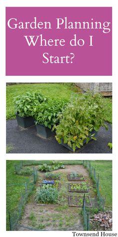 Townsend House: Garden Planning - Where do I Start?