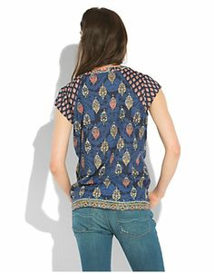 Women's Shirts and Cute Shirts for Women   Lucky Brand
