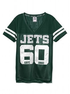 4cfce09f4 Bling Jersey - PINK - Victoria s Secret New York Jets