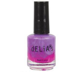 Purple Mixable Nail Polish ($4.50) ❤ liked on Polyvore