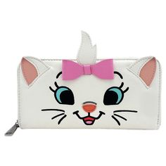 Disney Aristocats Marie Loungefly Wallet ( 45) ❤ liked on Polyvore  featuring bags e32f5c70dd696
