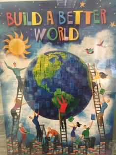 """2017 Summer Reading Order- """"Build a Better World""""   Department of Libraries"""