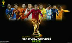 Who will be World Cup 2014 top scorer
