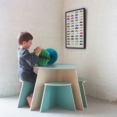 Small-design kids furniture