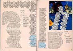 Patterns and motifs: Crocheted motif no. 1068