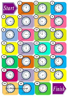 22 best telling time printables images clock worksheets learning english teaching time. Black Bedroom Furniture Sets. Home Design Ideas