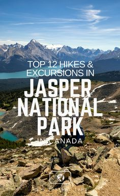 A list of some of the best and most popular hikes in Jasper National Park in Canada. Includes Information about the trail lengths and an interactive map of the trailheads Pvt Canada, Visit Canada, Canada Trip, Canada National Parks, Banff National Park, Jasper National Park, Calgary, Alberta Travel, Canadian Travel