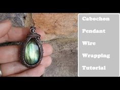 My Jewelry Facebook Page: https://www.facebook.com/OxanaCrafts/ Check out my wire wrapped jewelry for sale: http://www.ebay.com/sch/showes13/m.html?_nkw=&_ar...