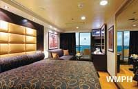 m/s Divina - balcony standard stateroom