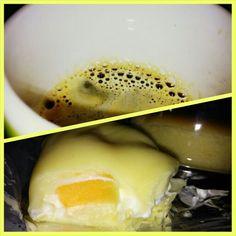 #Kaffee und #Kuchen - man muss in China nicht auf alles verzichten ;) #food #coffee #cake #melon #Shenzhen