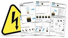Comment fonctionne l'électricité ? Sciences Cycle 3, Science Experience, Cycle 2, Science For Kids, Writing, Math, Blog, School, Place