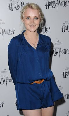 Day 20- Wow,  I'm really pinning Evanna Lynch too many times... but I would really want to meet her. It would be interesting to get her point of view on fighting her illness.