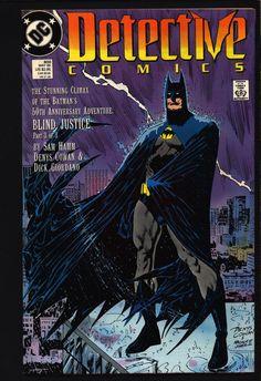 50th Anniversary Tribute, BATMAN Detective Comics 600 Adam West,Bernie Wrightson,Neal Adams,Walt Simonson,Will Eisner,Dark Knight,Comic Book