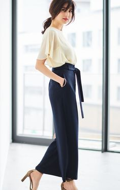 39 Elegant Work Outfit To Not Miss Today - - Winter Outfits Smart Casual Work Outfit, Stylish Summer Outfits, Winter Fashion Outfits, Work Fashion, Casual Chic, Trendy Outfits, Elegant Outfit, Elegant Dresses, Nouveau Look