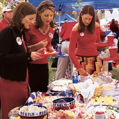 Saveur - Tailgating at Ole Miss