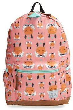 little girls backpack. so adorable for a preschooler or kindergarten  ...hanna andersson 0884443cd8256