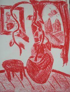 Vera Novitsky: Red room