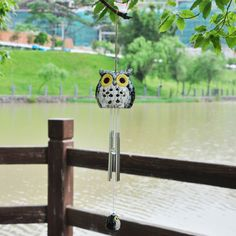 Check out this product on Alibaba.com App:Ceramic Solar Light Wind Chimes For Garden decoraction Wholesale https://m.alibaba.com/jIZB7v