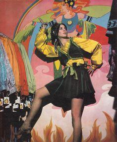 The Apple Boutique Rave magazine 1968