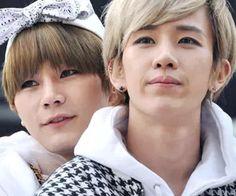 Bjoo and Hansol *Hanjoo*