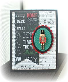 Simply Elegant Paper Crafts: The Christmas Waltz challenge