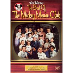 The Walt Disney's The Best of the Mickey Mouse Club