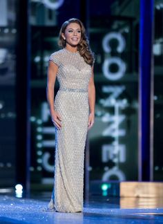 Miss Connecticut 2015 Evening Gown: HIT or MISS   http://thepageantplanet.com/miss-connecticut-2015-evening-gown-hit-or-miss/