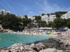 Praia de Ilhetas - Palma de Mallorca