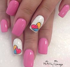 The Nail Lounge, Miramar, Fl #britto