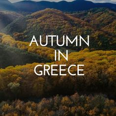 Greece Autumns holidays: Discover where to go in Greece and the Greek islands during Autumn, in agrotourist farms and more. Mykonos, Santorini, Greek Sites, Corfu Island, Greek Culture, Greece Holiday, Small Island, Greek Islands, Winter Holidays