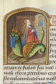 Prayer book, MS H.3 fol. 185r - Images from Medieval and Renaissance Manuscripts - The Morgan Library & Museum