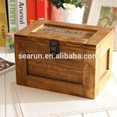 New Design And Hot Sell Pine Small Wooden Package Box For Craft For Sell - Buy Unfinished Wood Boxes For Crafts,Pine Wood Gift Box,Raw Wood Craft Box Product on Alibaba.com
