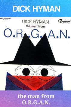 #DickHyman #organ #nowplaying #easylistening The Third Man, The Man, Soul Jazz, Easy Listening, Jazz Music, Jazz, Easy Listening Music