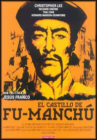 El castillo de Fu-Manchú (1969) Alemaña. Dir: Jesús Franco. Acción. Aventuras. Suspense. Serie B - DVD CINE 923