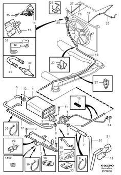 2000 v70 xc vaccum diagram re finally a vacuum hose. Black Bedroom Furniture Sets. Home Design Ideas