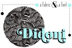 African Inspirations - Zebra in Black and White by Kaye England & Didoni by Toto Fonts, England, African, Black And White, Fabric, Crafts, Inspiration, Designer Fonts, Tejido