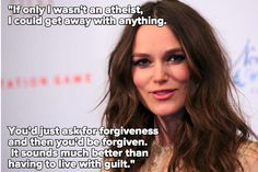 9 Famous Women With the Perfect Response on Why They've Ditched Religion