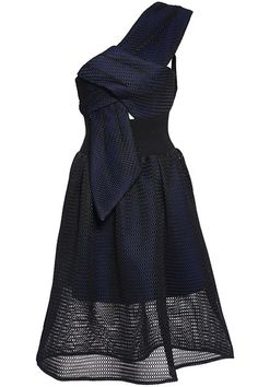 The open-weave mesh and Grecian-inspired cut make this formal dress less stuffy, literally. #refinery29 http://www.refinery29.com/cheap-summer-dresses-under-100-dollars#slide-24