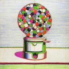 Wayne Thiebaud's Paintings | The Luxury Spot