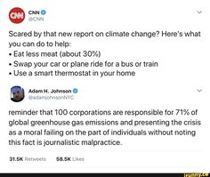 as long as capitalism is the dominant system, nothing we do as individuals will save us from climate change Blabla, Pseudo Science, How To Eat Less, Faith In Humanity, The Victim, What You Can Do, Found Out, Social Justice, Climate Change