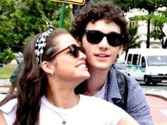 Ágatha Moreira e Guilherme Prates
