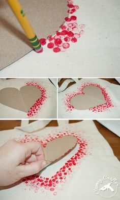 valentines kids crafts Difficult Scrapbook Kits Making Kids Crafts, Valentine Crafts For Kids, Mothers Day Crafts, Crafts To Do, Craft Projects, Arts And Crafts, Homemade Valentines, Valentine Sday, Kids Diy