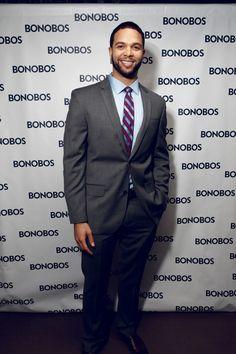 Deron Williams...now how cute is he! #brooklyn