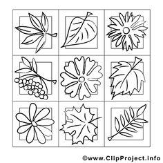Herbstkorb - Herbstbilder zum Ausdrucken | Ősz/Fall | Pinterest | Html