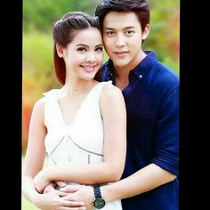 Mark Prin, Best Thai, Couple Shots, Thai Drama, Celebrity Couples, Korean Actors, Crushes, Handsome, Waves