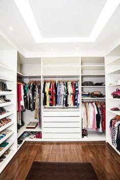 Small Room Bedroom, Room Decor Bedroom, Diy Room Decor, Home Decor, Wardrobe Room, Closet Bedroom, Closet Organisation, Modern Closet, Dream Apartment