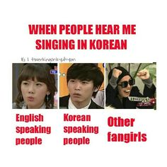 "Haha..I can almost sing to all of G-Dragon's ""Crooked"". Proud moment for me! ;-)"