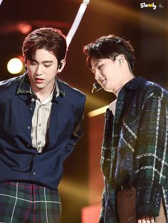 GOT7 JB and Jinyoung